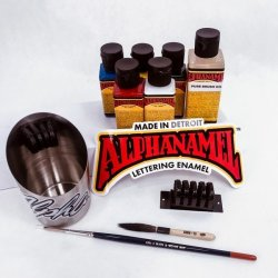Alpha 6 Basic Pinstriper's Pack