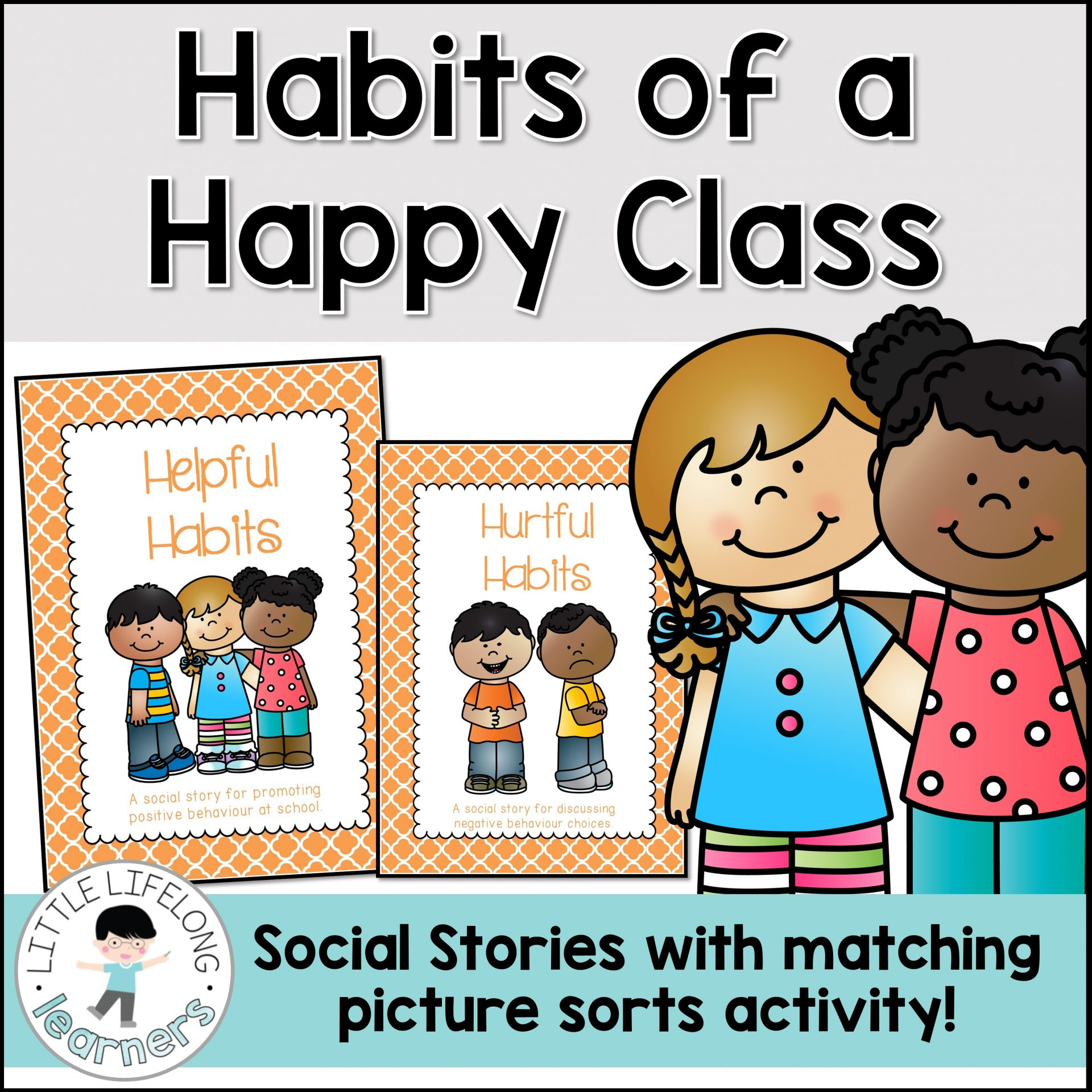 Habits Of A Happy Class