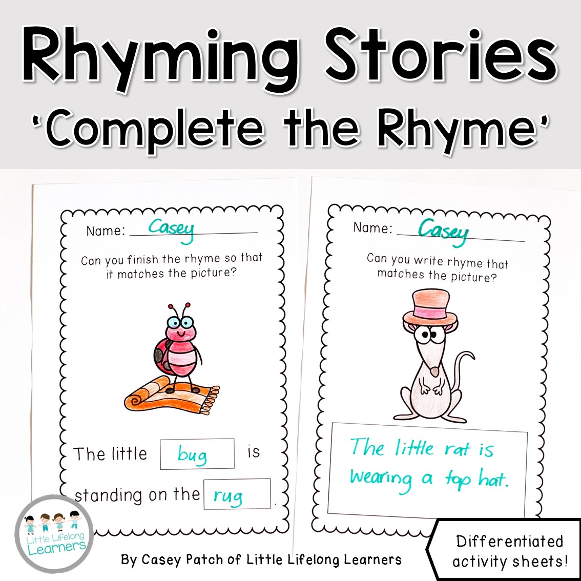 Rhyming Stories