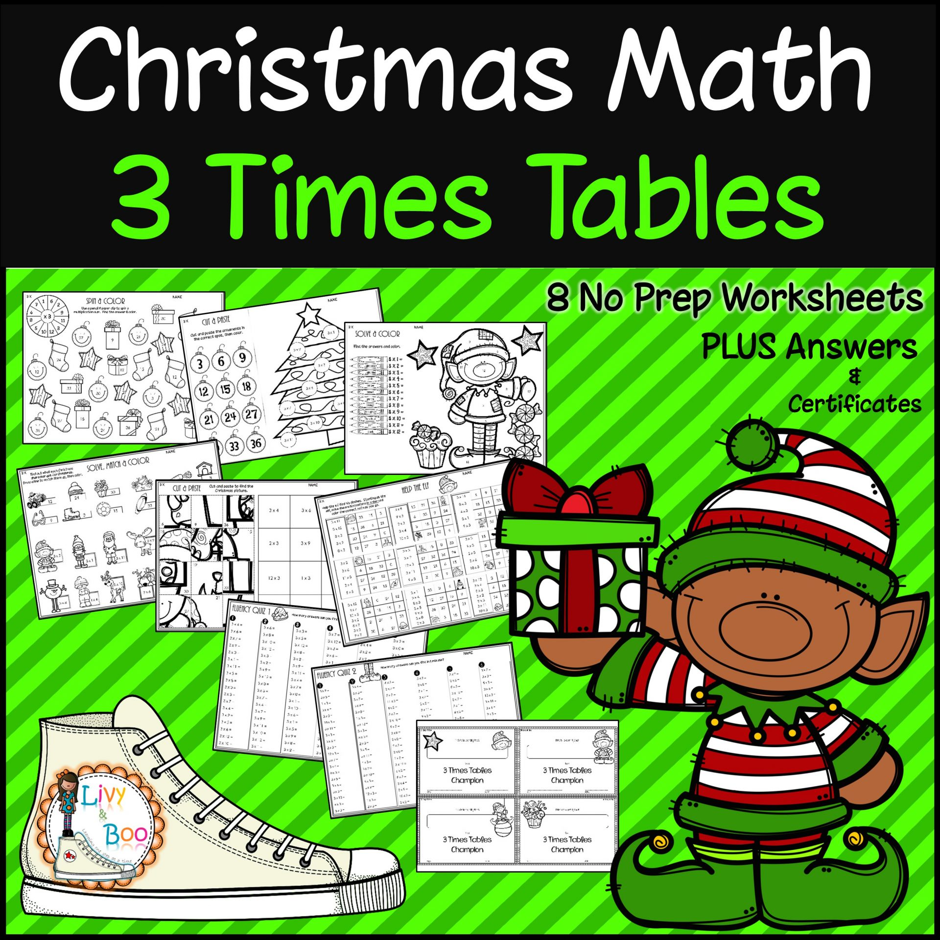 Christmas Multiplication