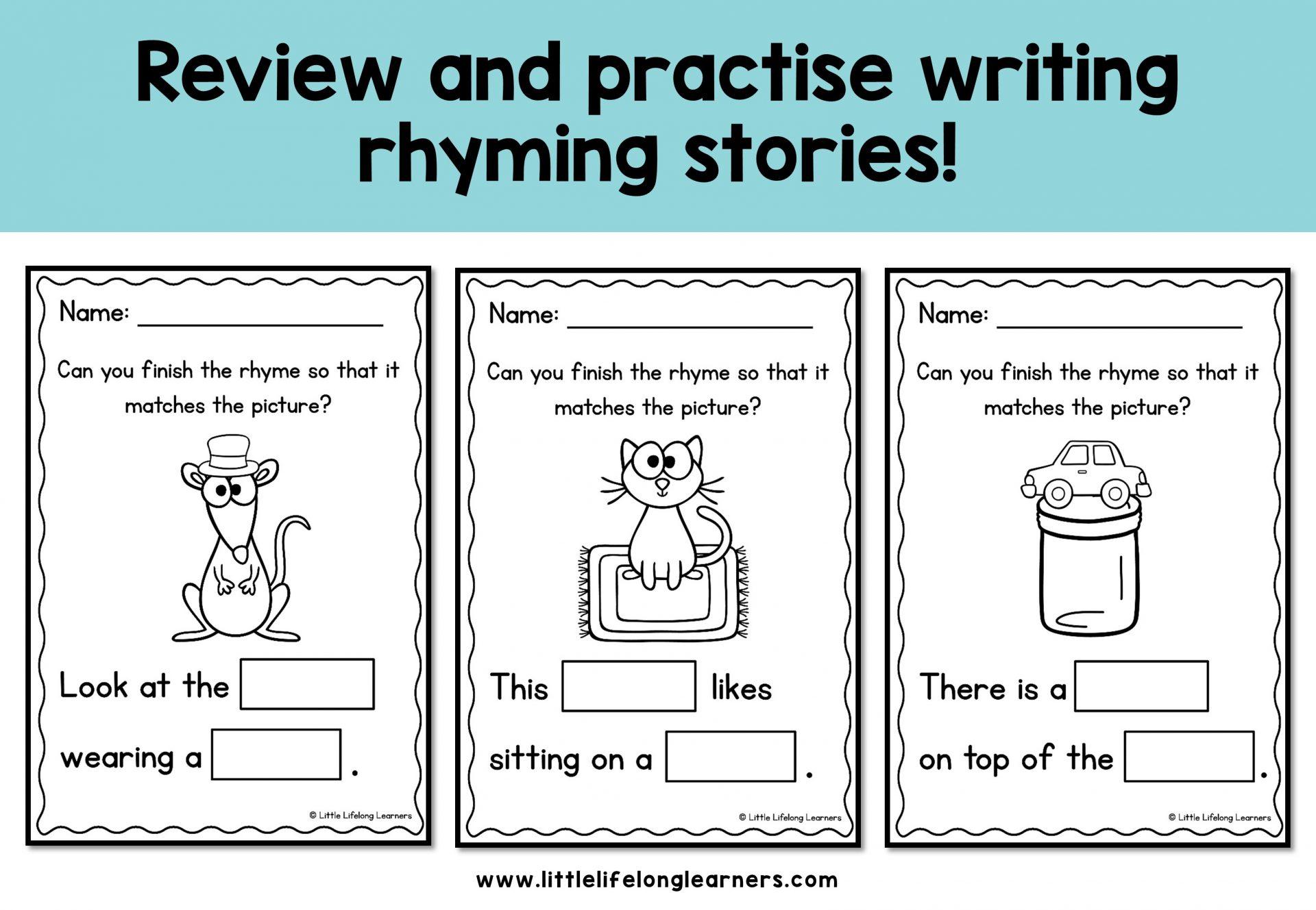 Rhyming Stories