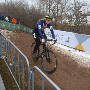 Ashley Zoerner - 2017 Cyclocross Worlds
