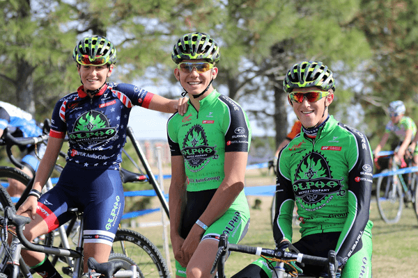 alpha/vista cyclocross team