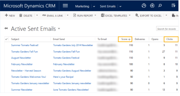 email marketing automation - clickdimensions