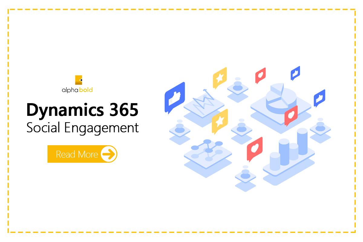 dynamics 365 social media engagement