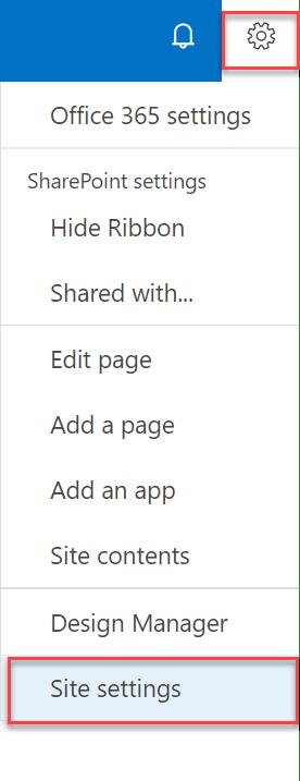 Metadata Navigation feature
