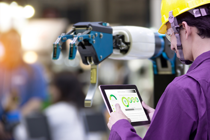 automate manufacturing business processes