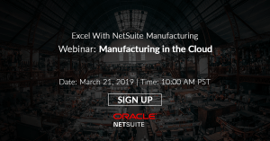 netsuite webinar cloud