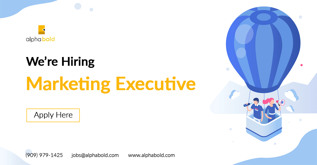 marketing executive hiring