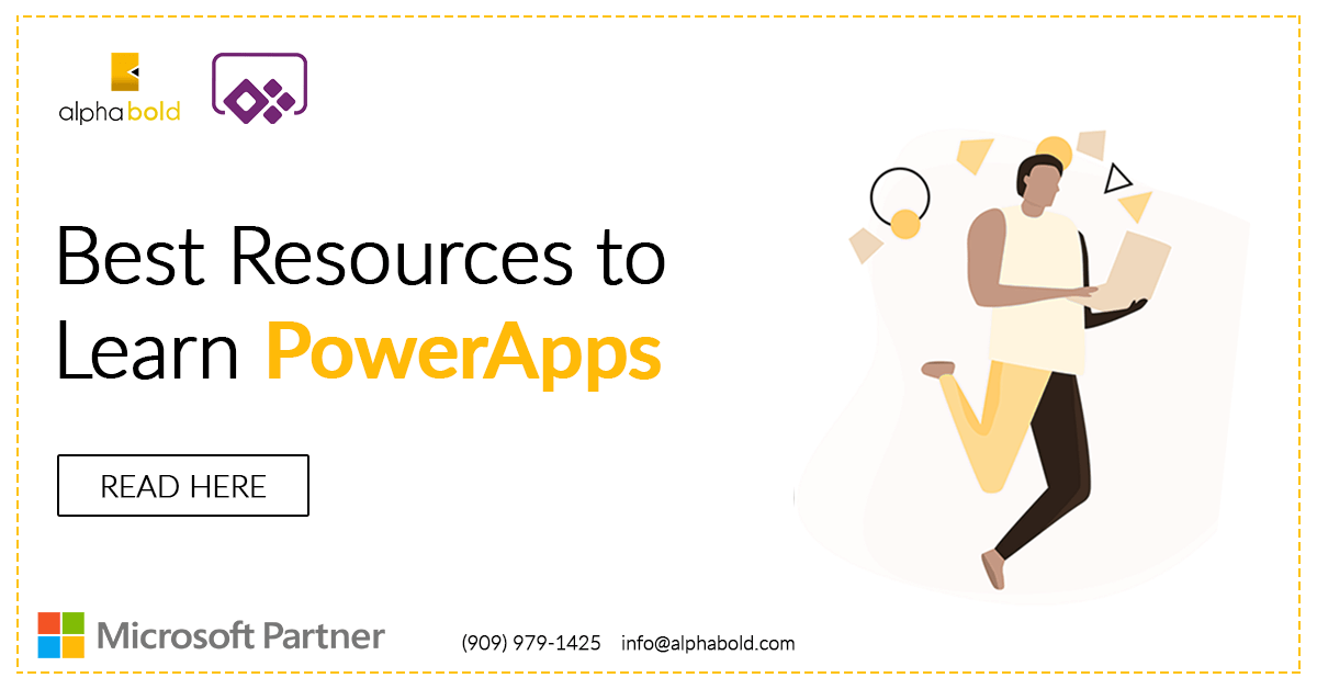 resources to learn powerapps