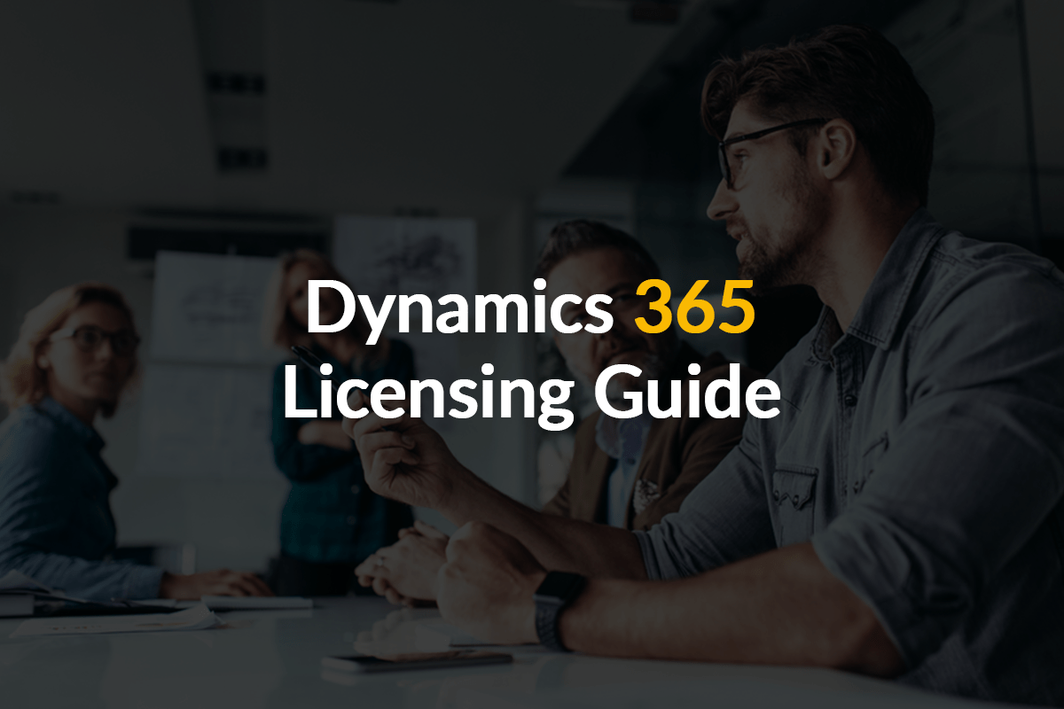 dynamics 365 licensing guide