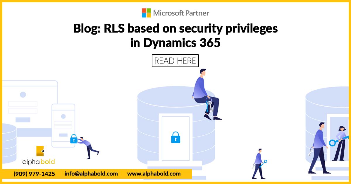 RLS based on security privileges