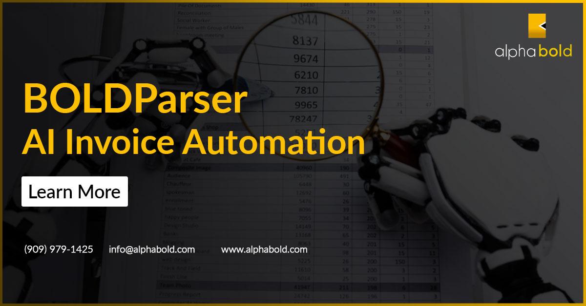 ai invoice automation solution