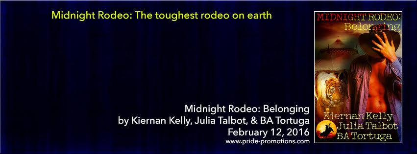 midnight rodeo banner