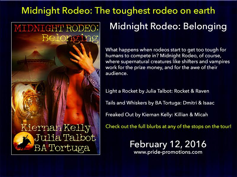 midnight rodeo teaser