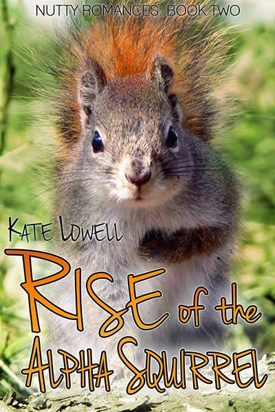 rise of the alpha squirrel book cover