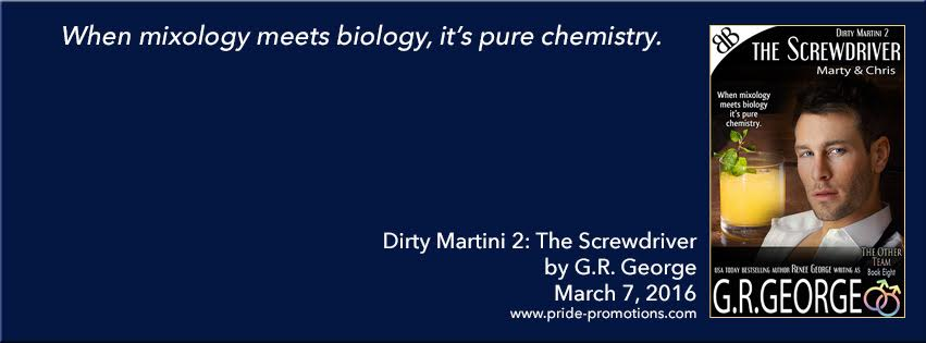 dirty martini banner