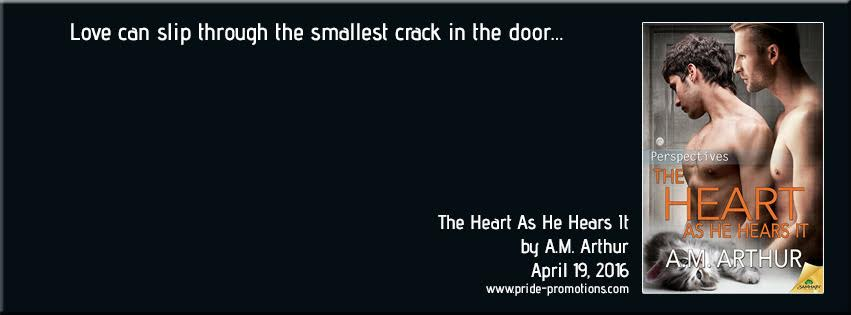 the heart as he hears it banner