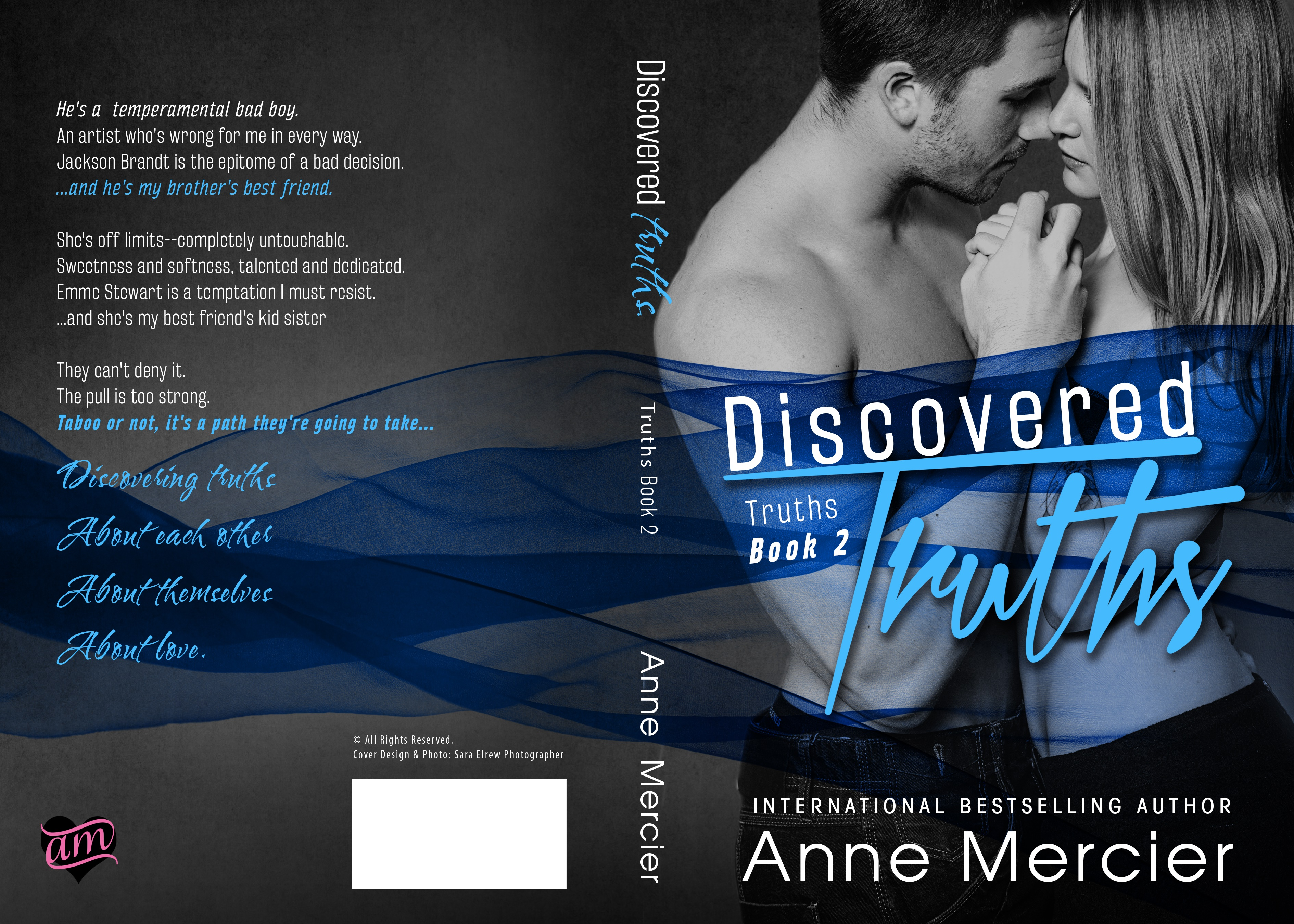 discoved truths full cover