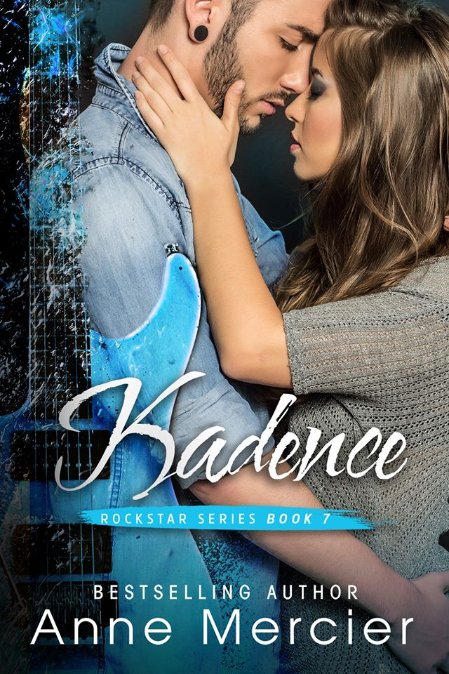 kadence book cover