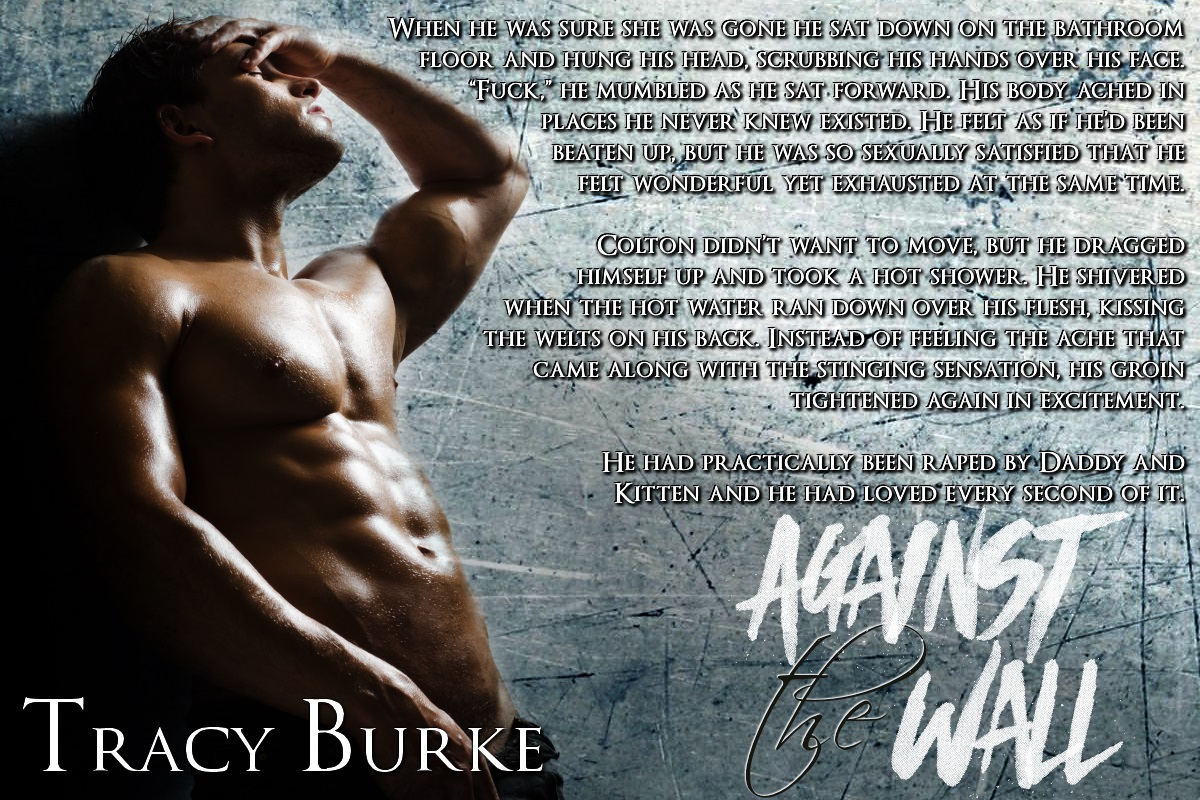 against the wall teaser 2