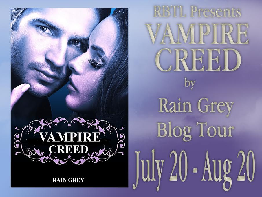 vampire creed banner