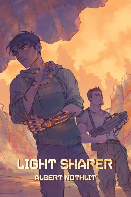 Light Shaper book cover