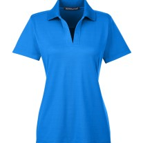 Devon & Jones CrownLux Performance™ Ladies' Plaited Polo (DG20W)