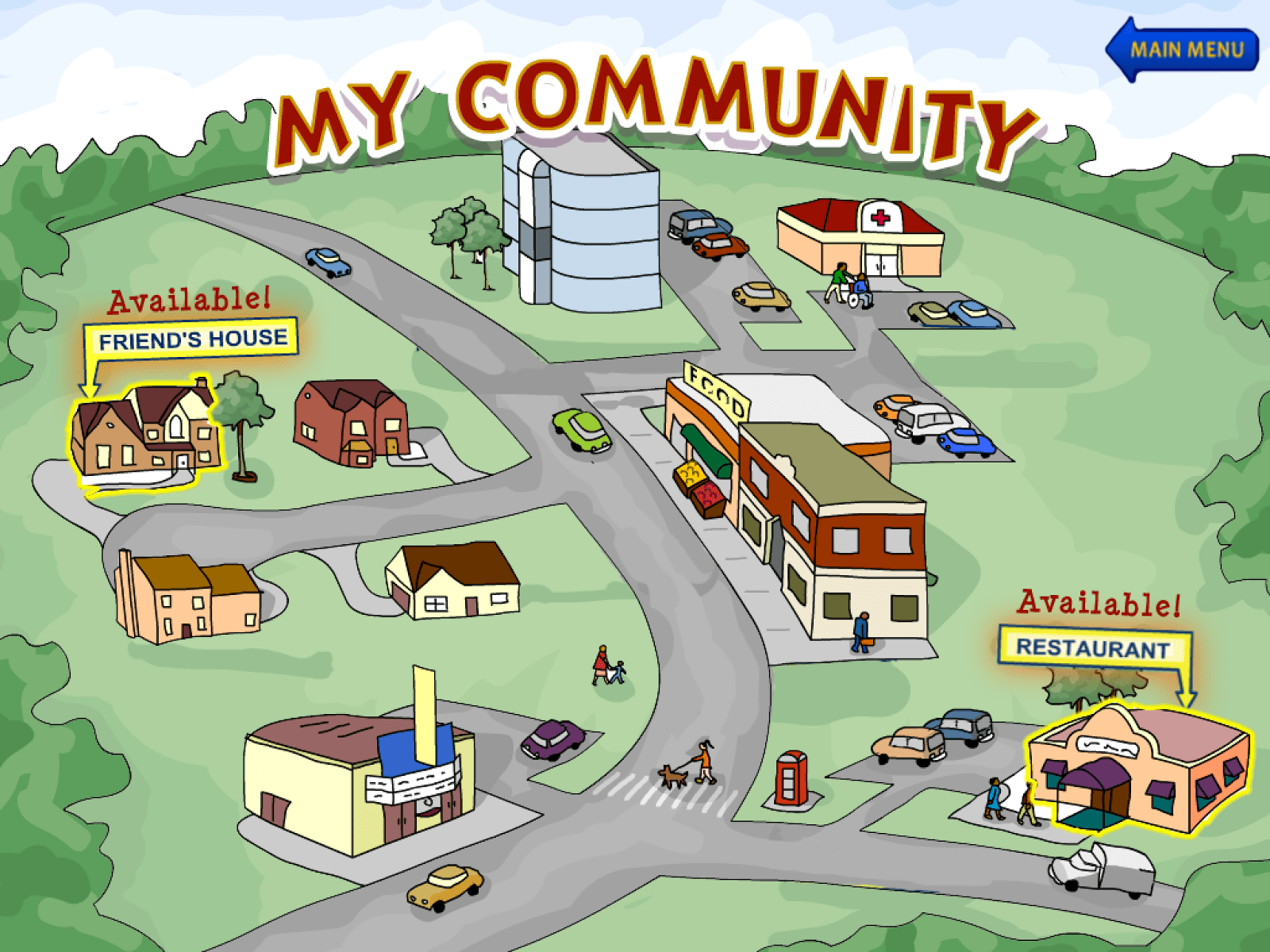 Me And My Community