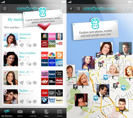 Canoodle Screenshot 2