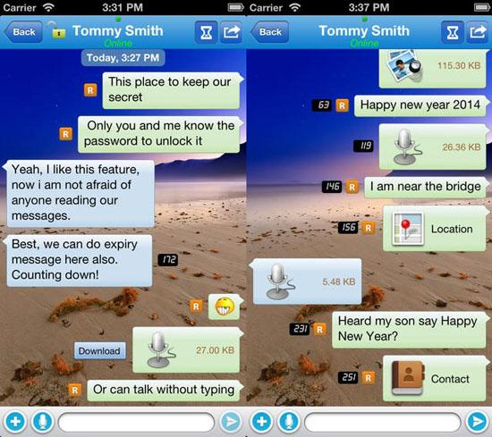ccPing screenshot