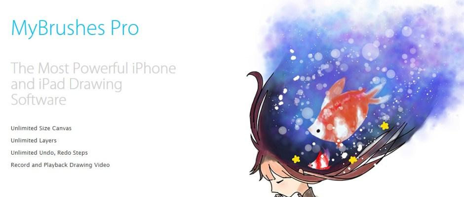 MyBrushes Pro app