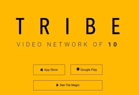 Tribe app image
