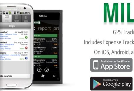 MileBug app