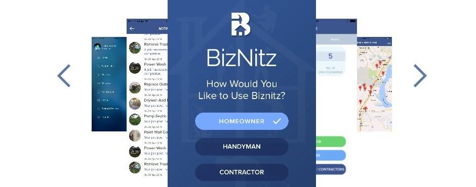 BizNitz app