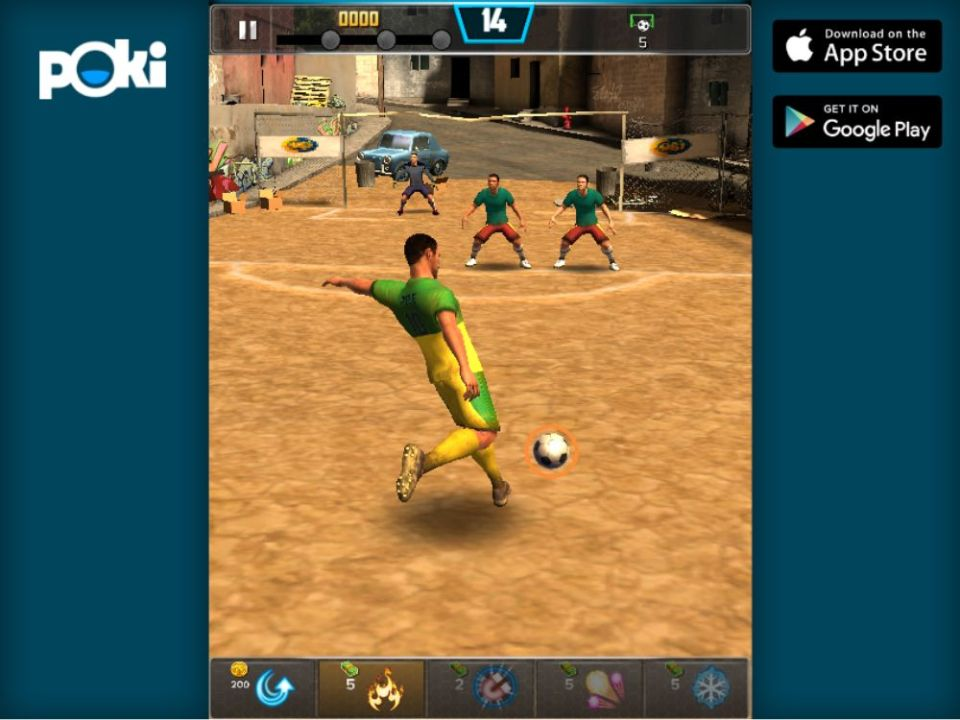Pele Soccer Legend app