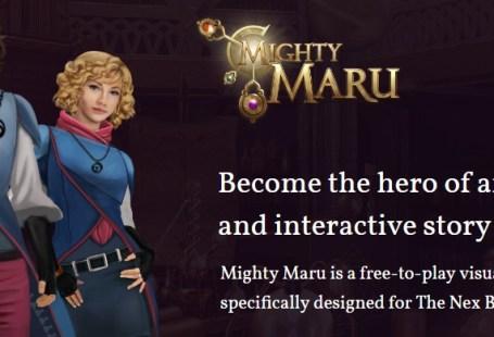 Mighty Maru