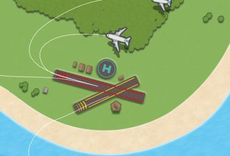 Planes Control game