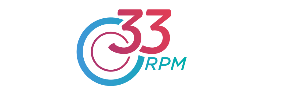 33 RPM app