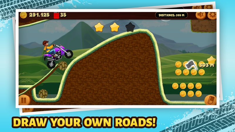 Road Draw screenshot