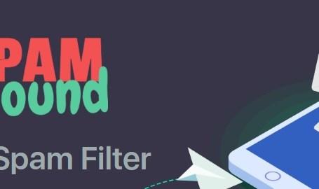 SpamHound app