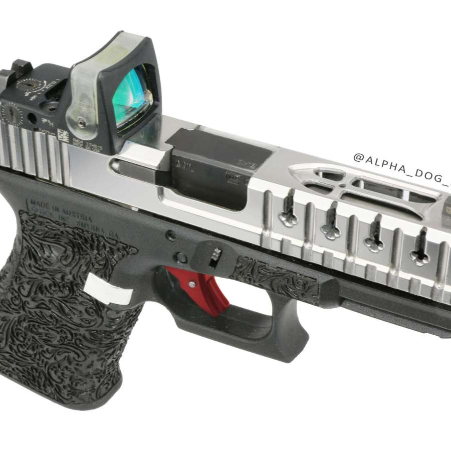 "Alpha Dog Arms ""Templar"" Custom Glock G19"