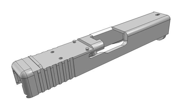 Glock Vortex Viper Milling