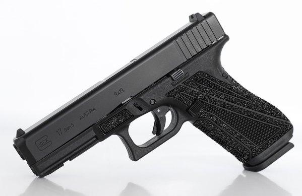 """Glock """"ZZYZX"""" Laser Stippling"""