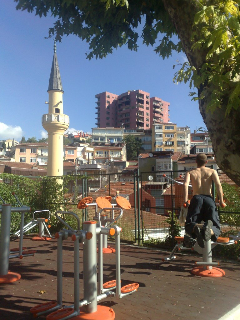 Istanbul Workout