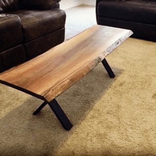 16 heavy duty modern black x furniture legs coffee table legs metal legs 2pc 161305xb