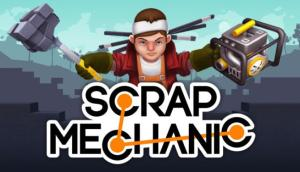 Scrap Mechanic Free Download (v0.4.8)