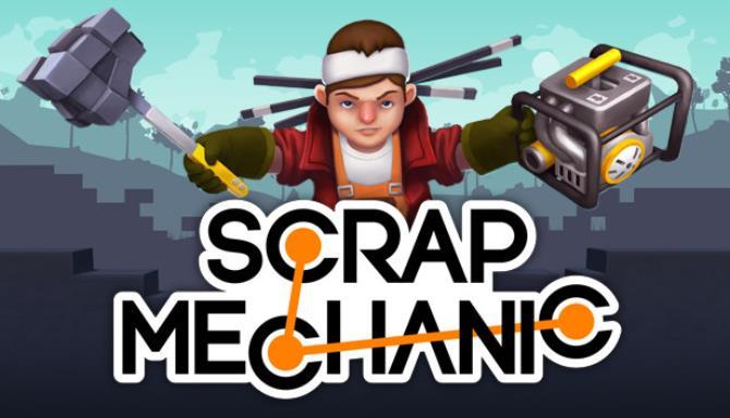 Scrap Mechanic Free Download (v0.4.8)