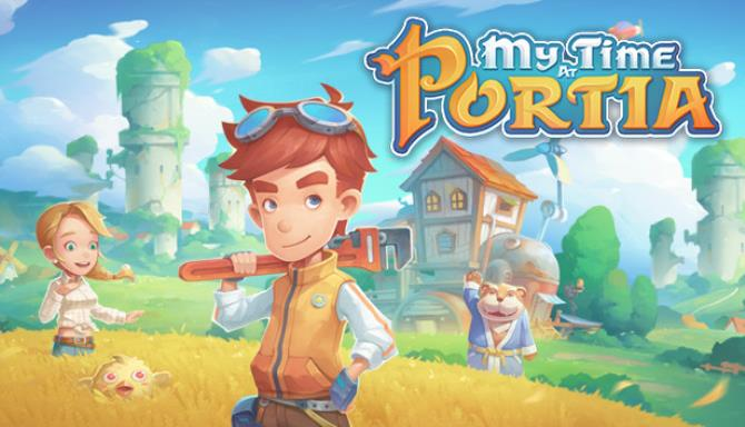 You are currently viewing My Time At Portia Free Download (v2.0.139521)