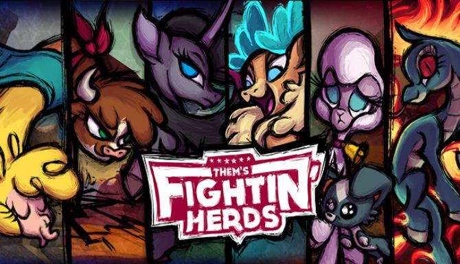 You are currently viewing Them's Fightin' Herds Free Download